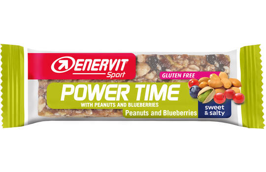 POWER TIME BLUEBERRY BAR 24X35GR. (OUTDOOR)